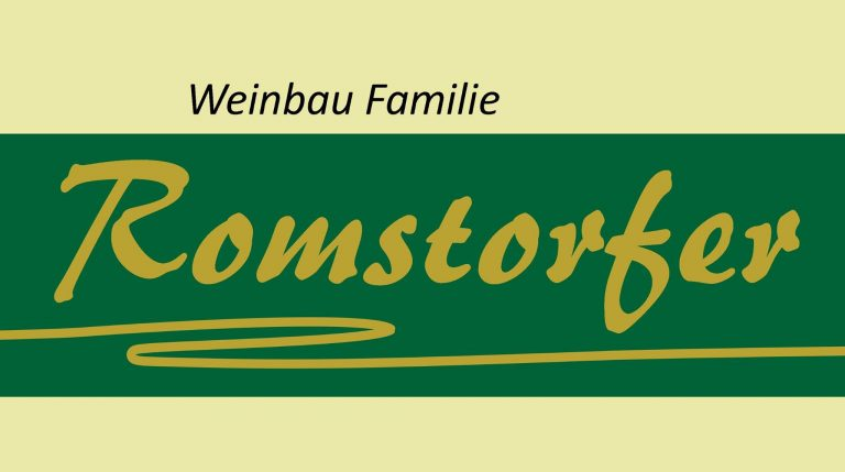 Weinbau Familie Romstorfer