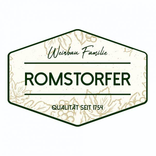 Weinbau Familie Romstorfer Redesign Dizign